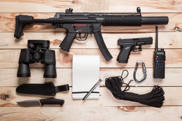 Assemblage et fabrication d'armes à feu et de munition en Haïti : dissolution de la Société HOFSA