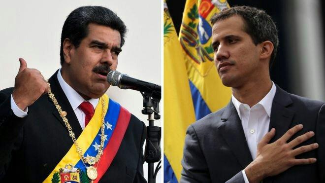 Venezuela-Coronavirus: Nicolas Maduro   et Juan Guaido s'entendent sur la gestion de l'épidémie