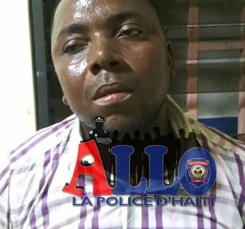 Arrestation du puissant chef de gang de la Croix-des-Bouquets