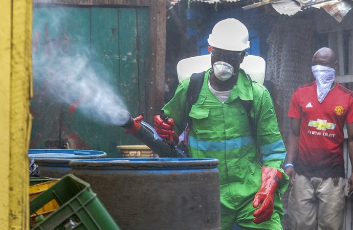Coronavirus: 42 nouveaux cas de contamination, 105 décès enregistrés