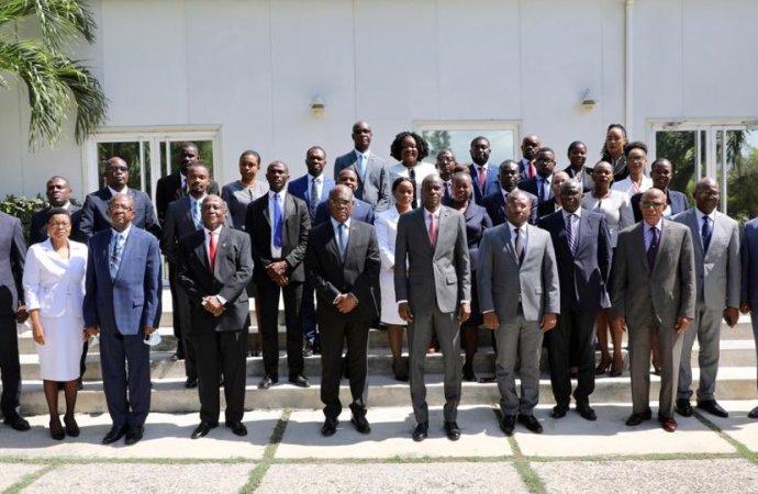 Du sang neuf dans les missions diplomatiques haïtiennes