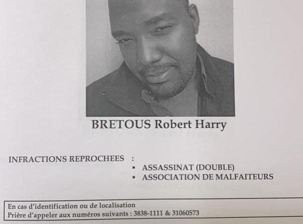 Assassinat des danseurs Nancy et Sébastien :  La DCPJ recherche activement Robert Harry Bretous