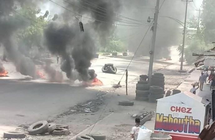 Insécurité: Situation de tension à Port-au-Prince !