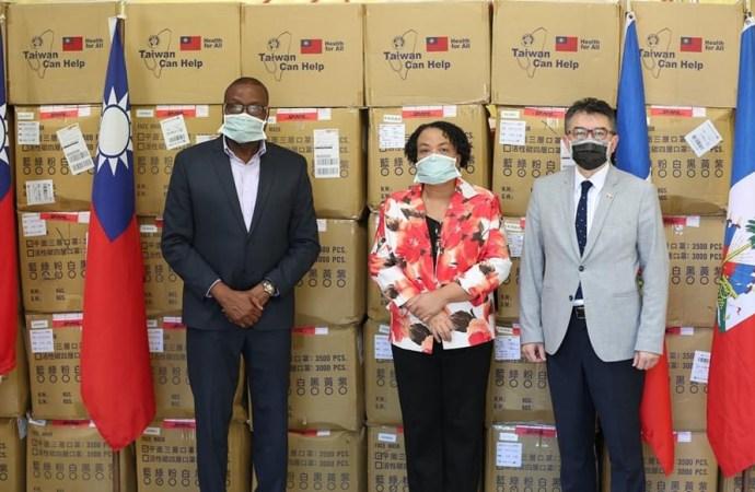 Coronavirus : Haïti a reçu un nouveau lot de matériels médicaux