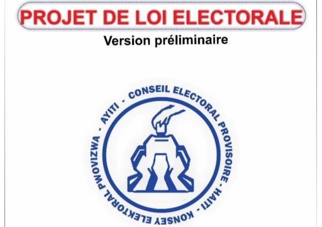 La loi électorale modifiée, transmise à Jovenel Moïse, avant la démission des de conseillers