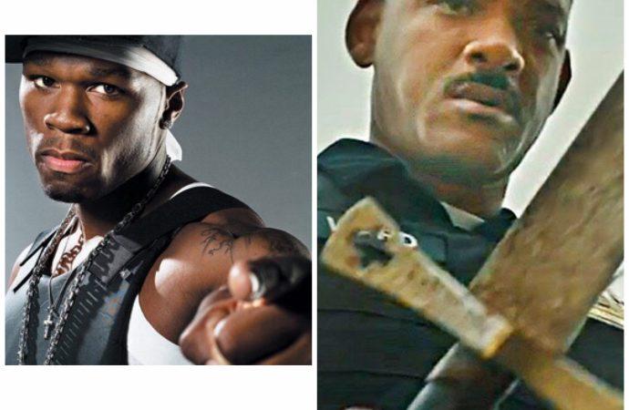 Entanglement : Will Smith et 50 Cent à couteaux tirés
