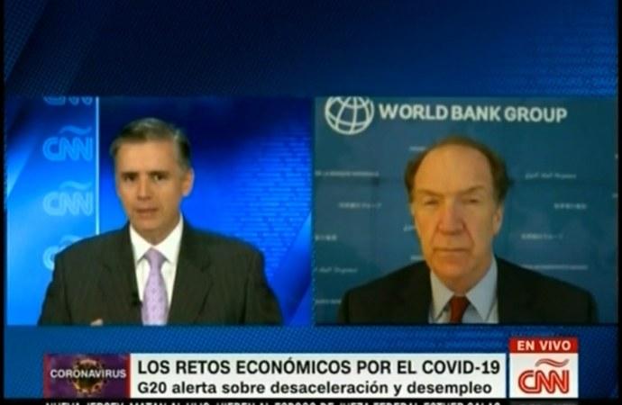 Paiement de la dette : la Banque mondiale sollicite un moratoire pour Haïti