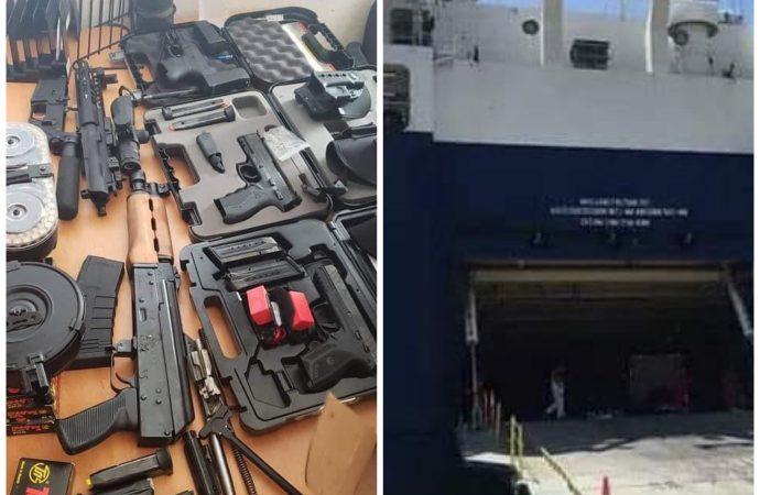 Découverte d'une cargaison d'armes à feu à Saint-marc: La justice est saisie du dossier