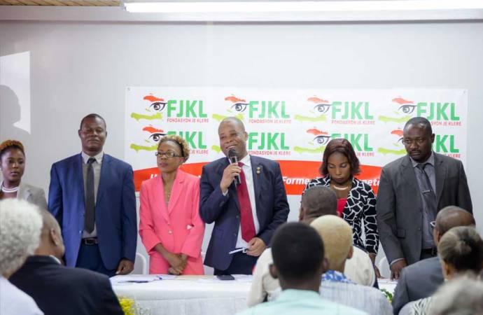 Proposition de sortie de crise, la FJKL s'en démarque
