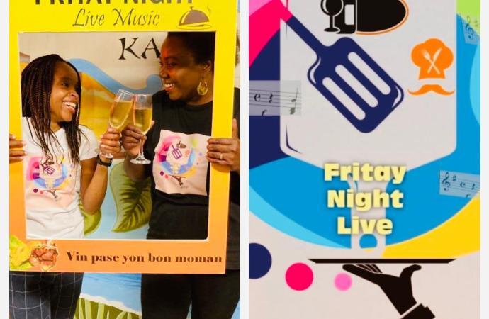 """"""" Fritay Night """" en France pour valoriser la cuisine haïtienne"""