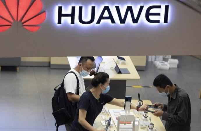 Télécoms: les États-Unis renforcent leurs sanctions à l'encontre du géant chinois Huawei