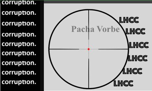 Pacha Vorbe et consorts visés par des accusations de LHCC