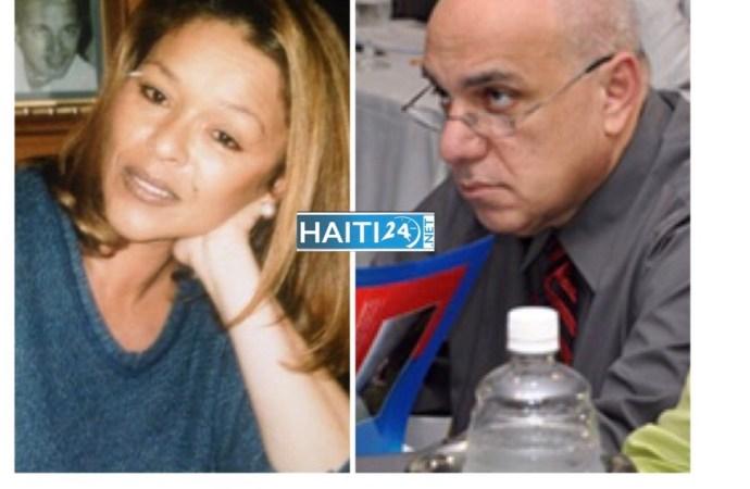 Quand Michèle B. Duvalier reproche Réginald Boulos de son ingratitude