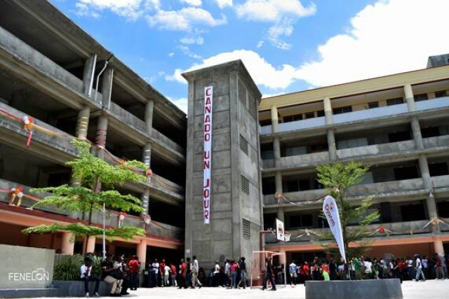 Victime d'attaque, le collège Canado-Haïtien condamne