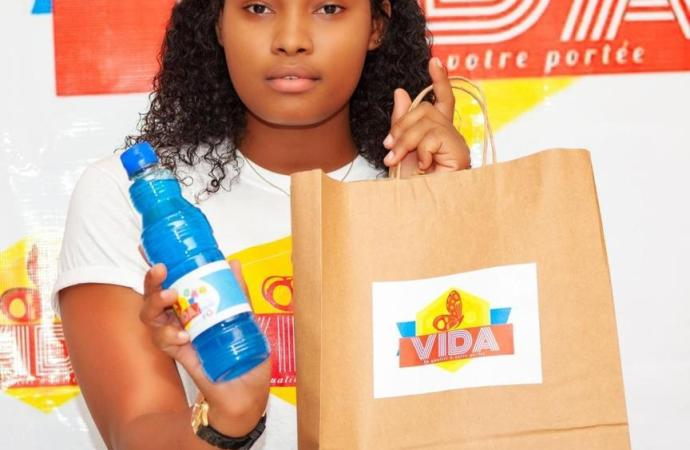 Pour des produits sanitaires de qualité, VIDA !