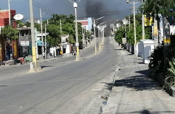 Situation de tension à Port-au-Prince !