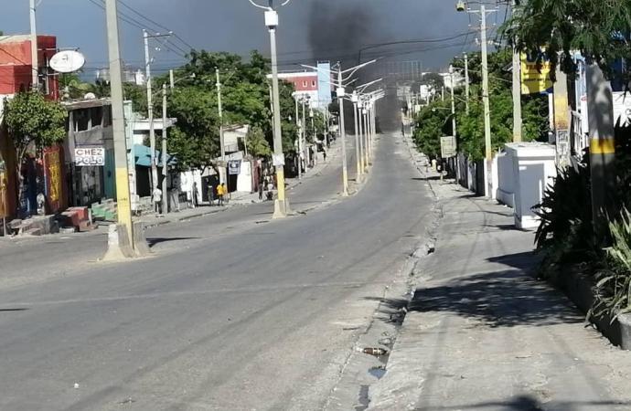 Situation de tension à Port-au-Prince !