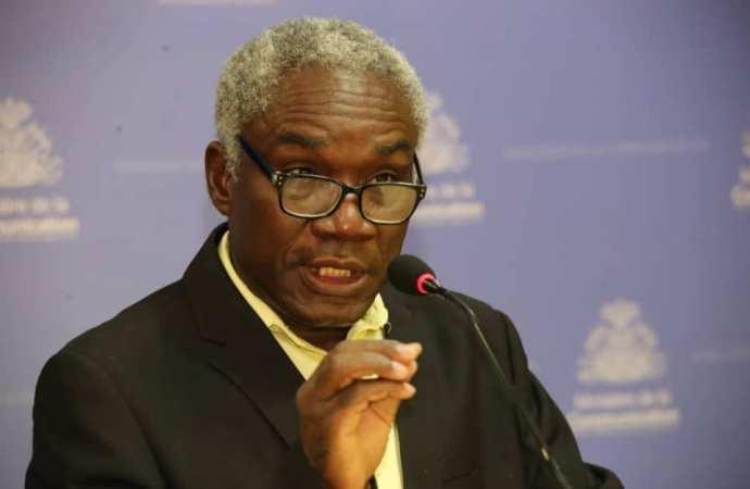 Pradel Henriquez appelle à la protection de la Radio-Télé Caraïbes