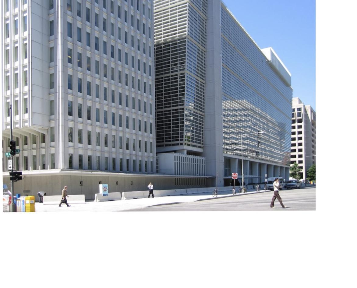 Reprise économique post-covid-19 : la Banque mondiale  appelle à la pris en compte du changement climatique
