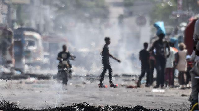Nouvelle journée de tension à Port-au-Prince