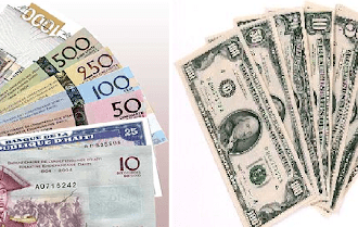 Taux de référence : la BRH affiche 62,47 gourdes pour un dollar