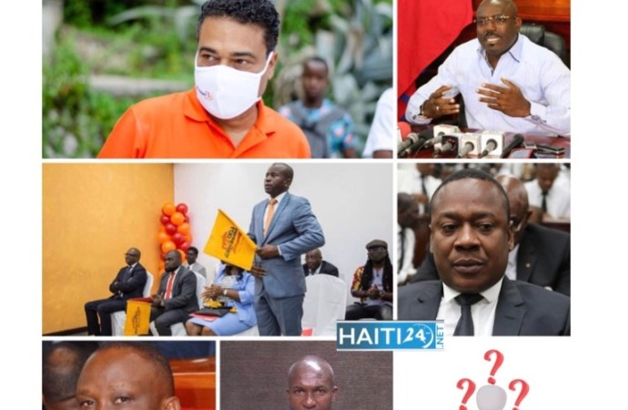 Éditorial :Il pleut des partis politiques en Haïti !!!