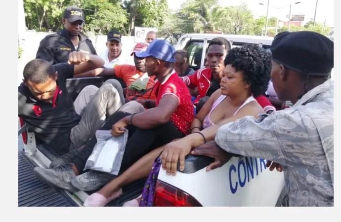 De janvier à septembre, plus de 278 000 Haïtiens ont quitté la République Dominicaine