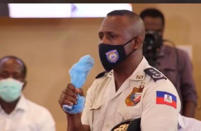 Assassinat de l'agent de l'USGPN : le DG de la PNH déplore l'incident, invite les policiers à observer les règles de la PNH