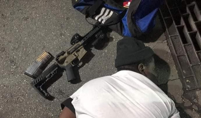 Sécurité : Plusieurs personnes appréhendées, des armes et véhicules saisis lors d'une opération policière