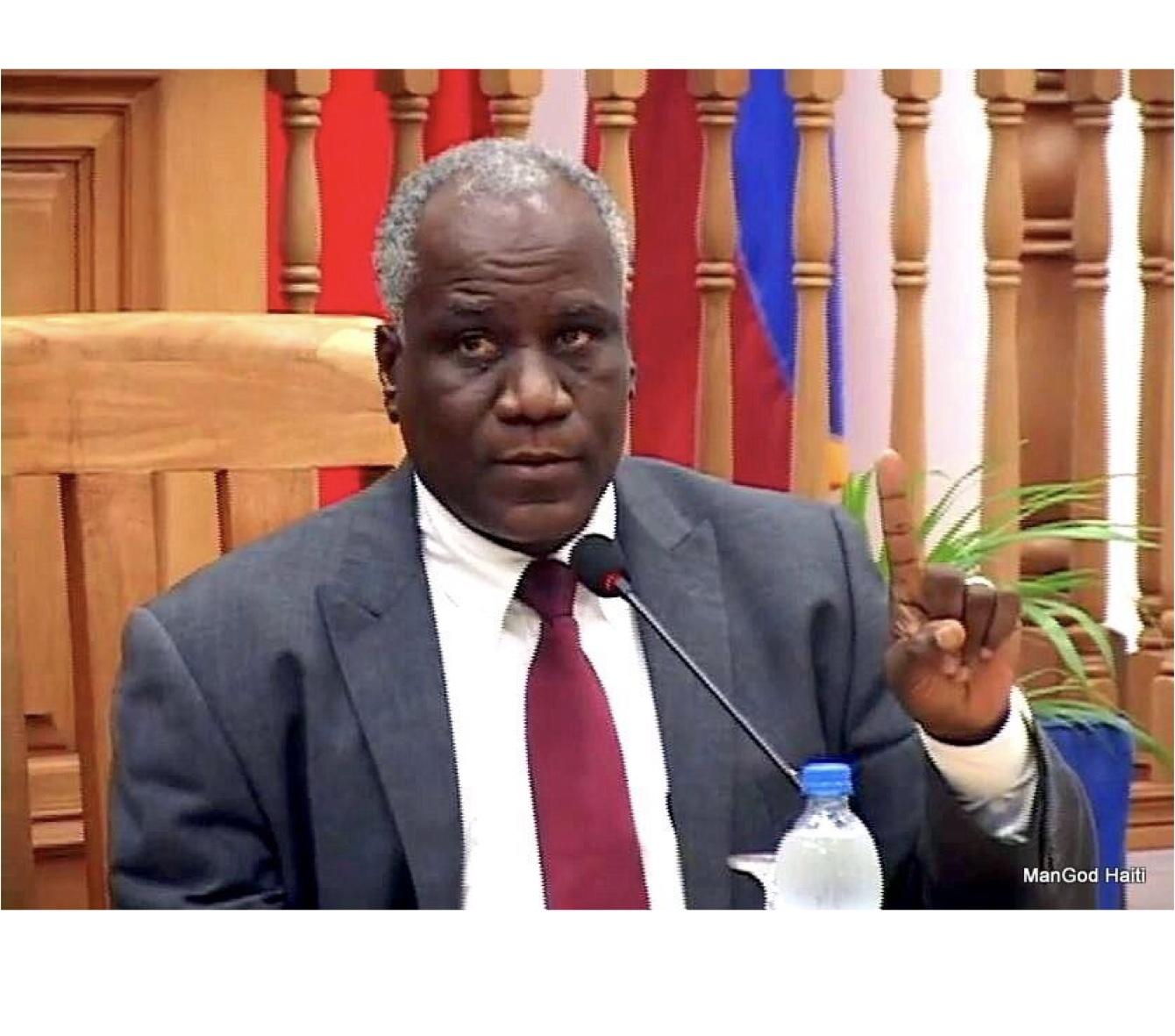 L'ex-sénateur François Annick Joseph est mort !