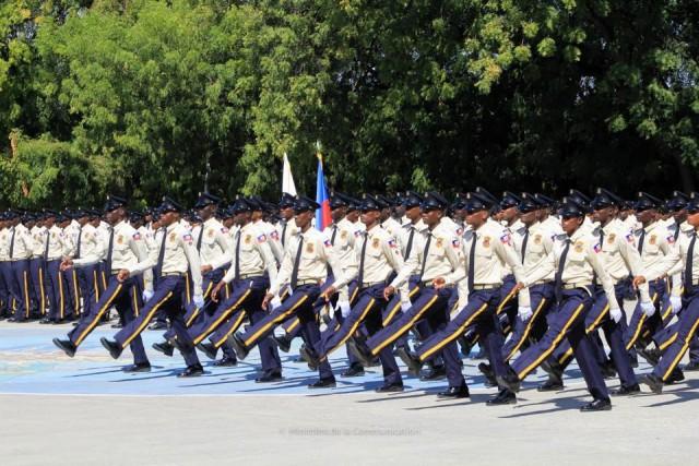Insécurité-Opérations policières : la PNH dresse son bilan trimestriel