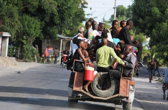 L'Institut National d'Observatoire d'Haïti appelle les autorités à moderniser le secteur du Transport en commun