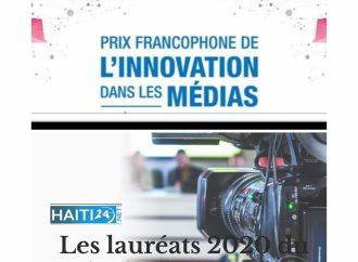 Haïti parmi les trois lauréats du Concours du Prix Francophone de l'innovation dans les médias