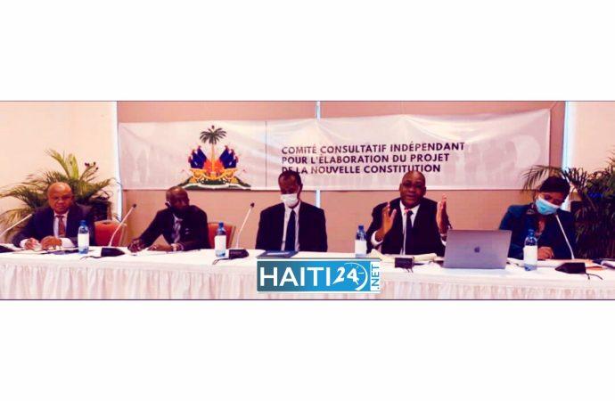 Politique : le Comité consultatif soumettra bientôt l'avant-projet de la nouvelle Constitution aux acteurs institutionnels