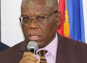 « Les élections doivent avoir lieu avec ou sans accord politique », dixit Joseph Jouthe