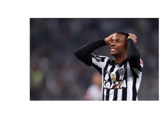 Football-Justice : le brésilien Robinho condamné pour viol