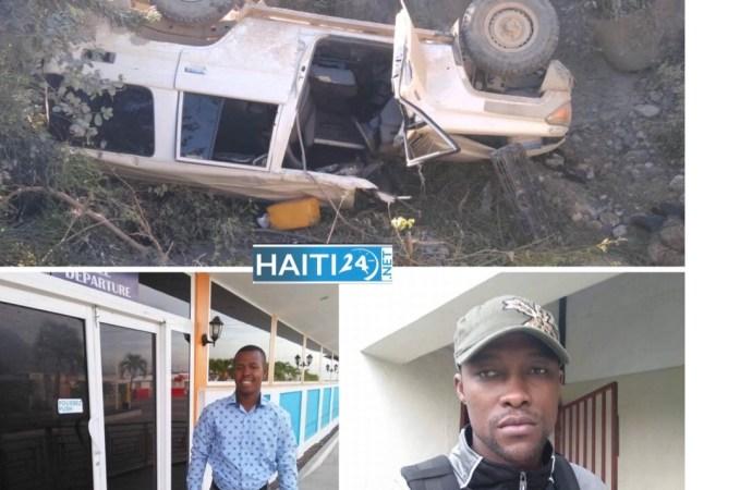 Deux agents de l'USGPN tués dans un accident de circulation