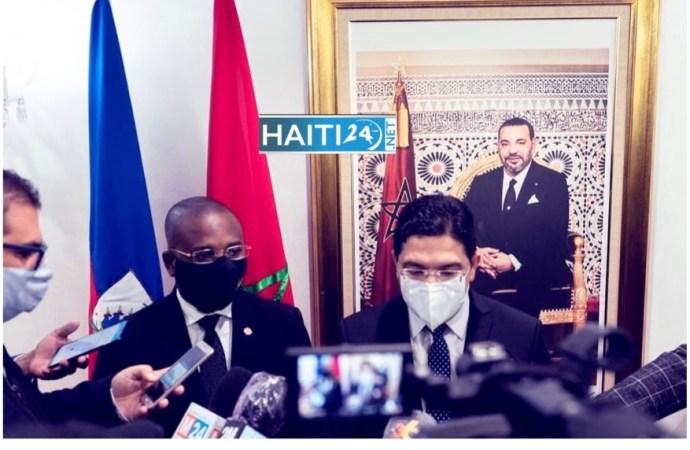 Coopération : Renforcement du lien bilatéral entre Haïti et le Maroc