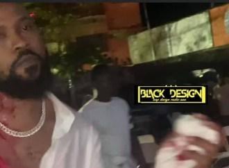 Roody Rood Boy blessé au cours d'une soirée dénommée «Bal nouvel an »