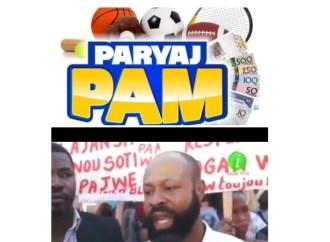 """Cayes : """"Paryaj pam"""" en litige avec un gagnant de 17 millions de gourdes"""