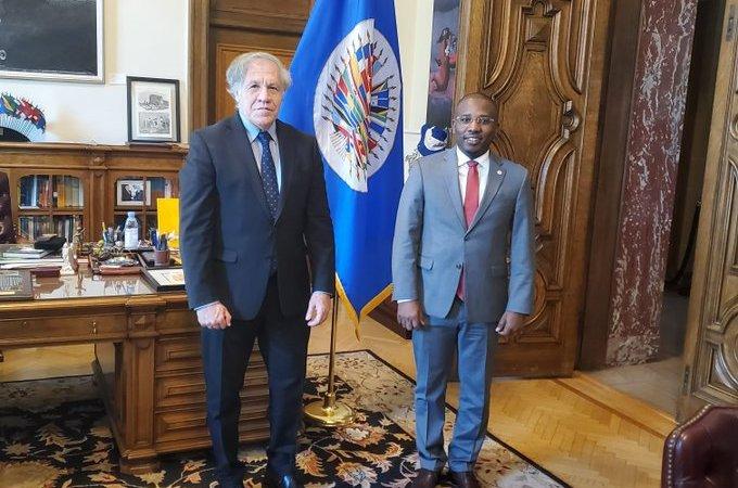 L'OEA renouvelle son support au processus électoral en Haïti