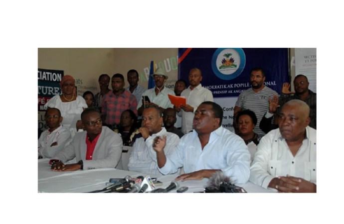 Nouvelle constitution : l'opposition dénonce la nomination par le BINUH d'un conseiller au Comité consultatif