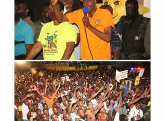 Port-de- Paix : Jovenel Moïse lance le carnaval national