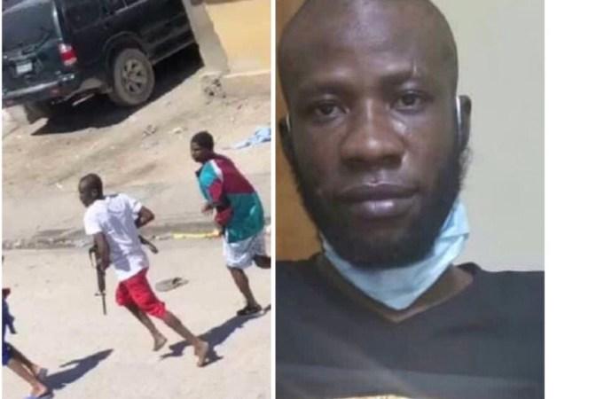 Évasion à la prison de Croix-des-Bouquets : Arnel Joseph a pris la fuite