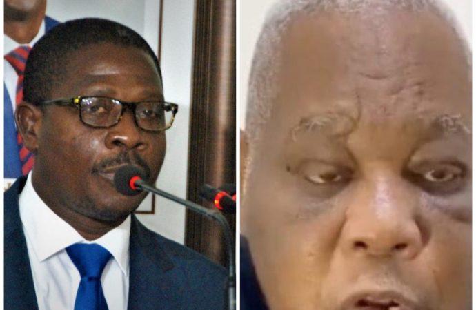 Mécène Jean Louis désigné président provisoire, Rockfeller Vincent prend acte de son « égarement »