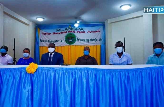 Le parti politique PLANSPA invite les acteurs politiques au dialogue