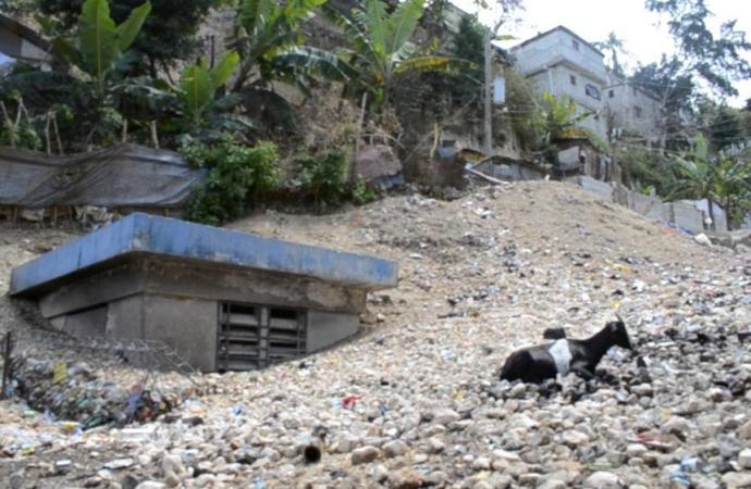 Des aires des sources d'eau affectées, la DINEPA promet d'y remédier