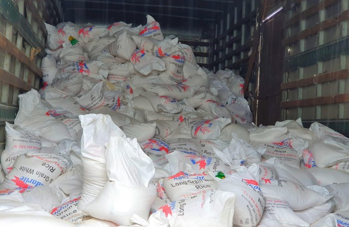 Le FAES procède à la distribution de kits alimentaires et de rations sèches aux habitants du Nord