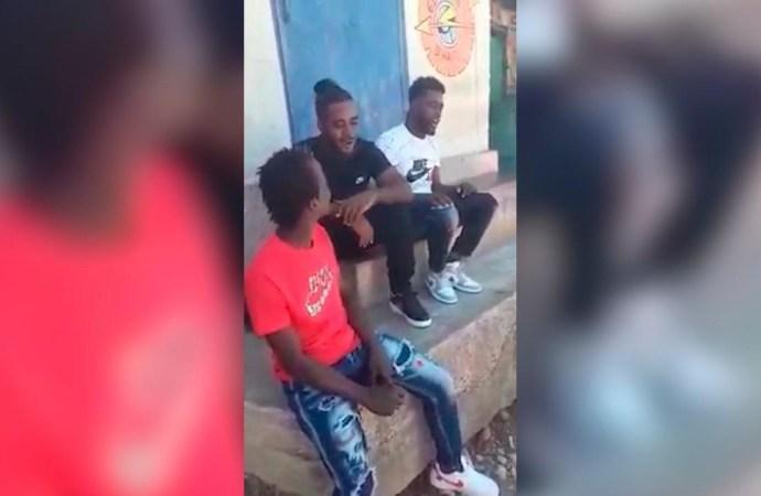 Libération des deux Dominicains et de l'interprète haïtien