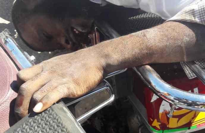 Le chef de gang Anel Joseph stoppé par la Police